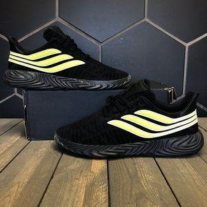 Adidas Sobakov Black Frozen Yellow Skate Shoes(MS)